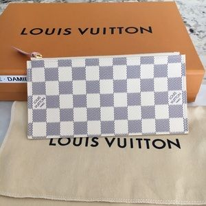 NWOT Authentic Louis Vuitton Felicie insert